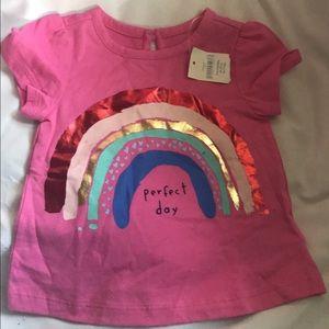 NWT baby gap shirt